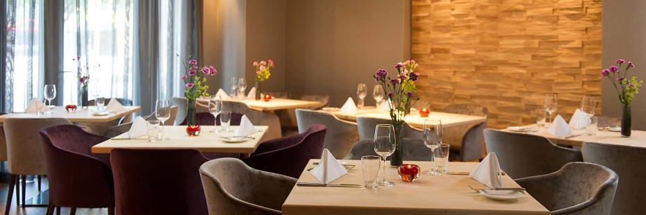 Business Lunch at the Pullman Munich