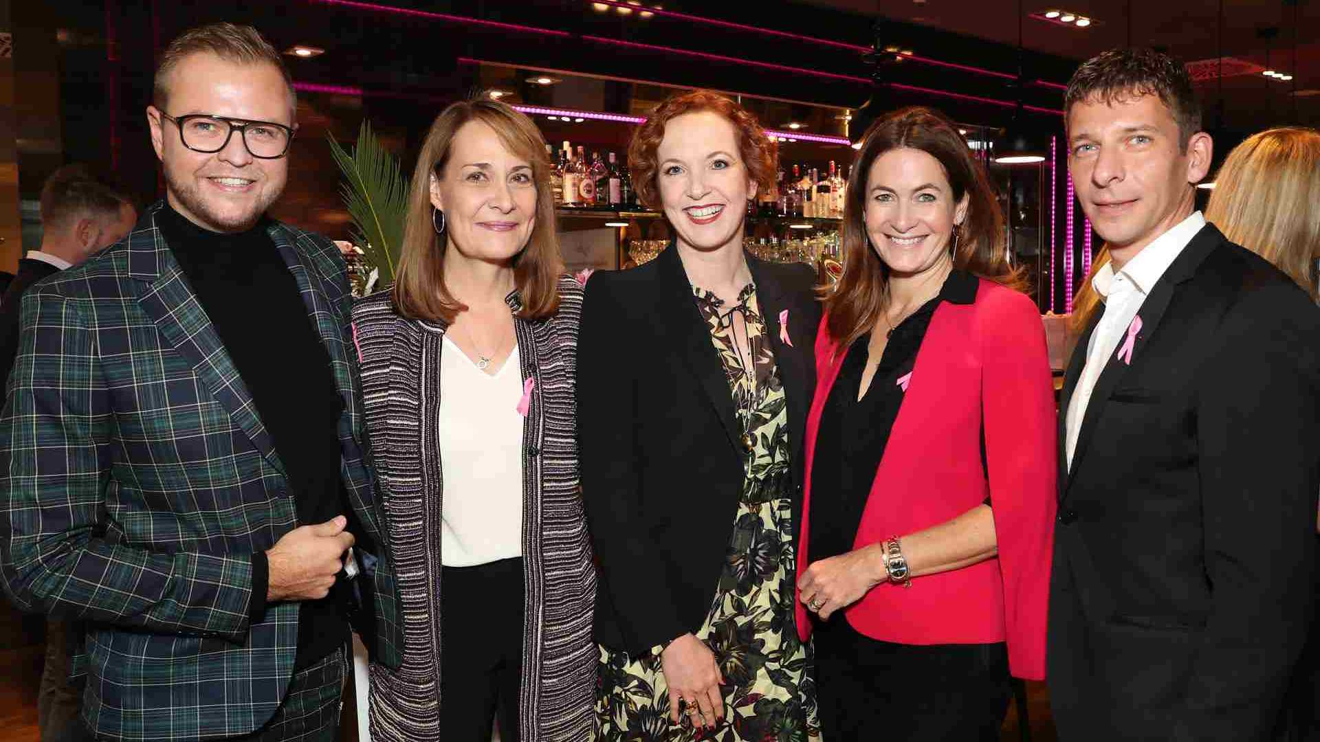 Pink Ribbon Charity Lunch 2019